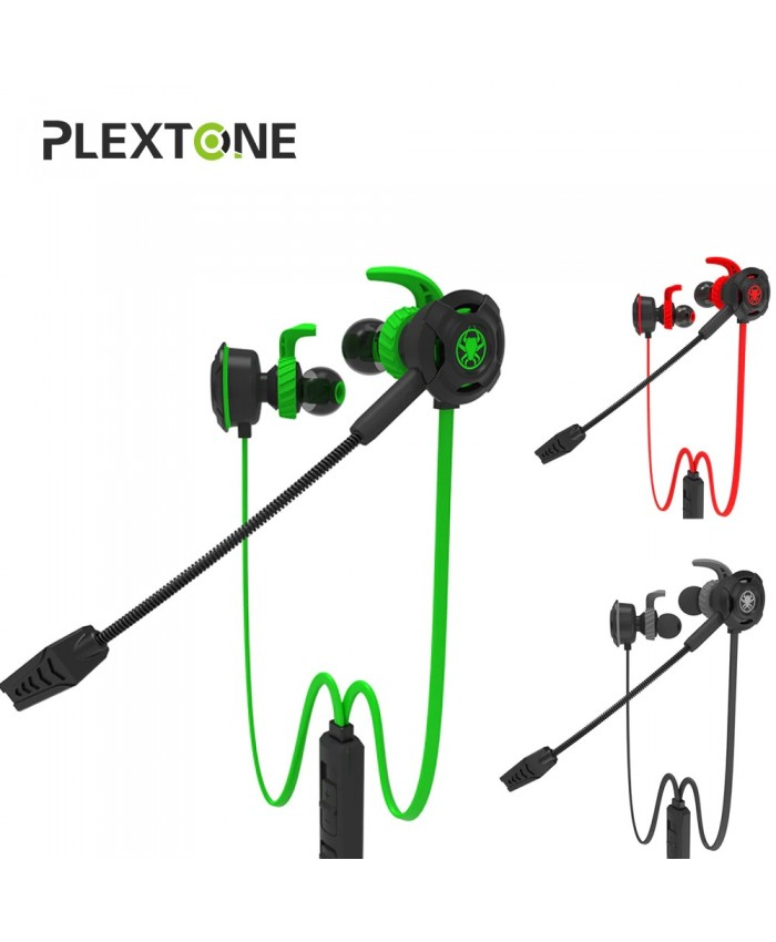 Plextone G30 In Ear Gaming Headset with Noise Canceling