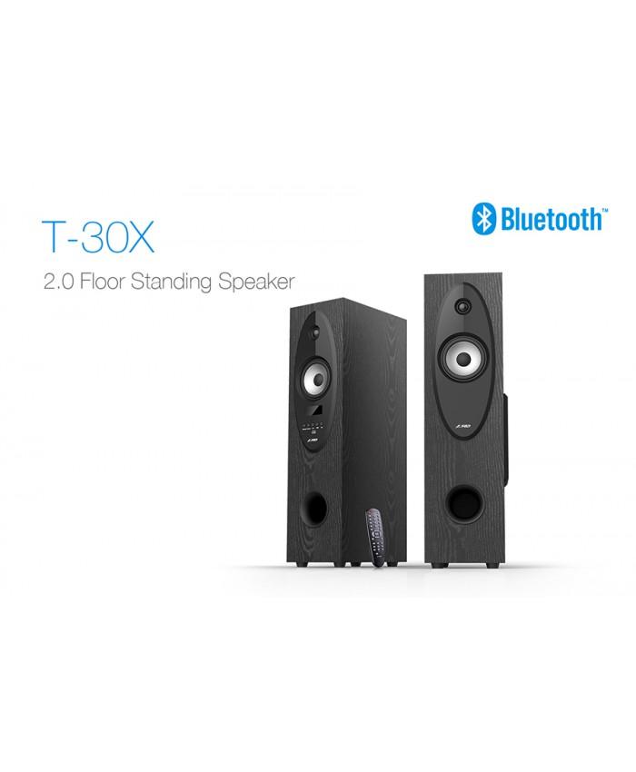 F&D 2:0 Floor Standing Bluetooth Tower Speaker T30X
