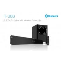 F&D 2:1 Bluetooth Soundbar T388
