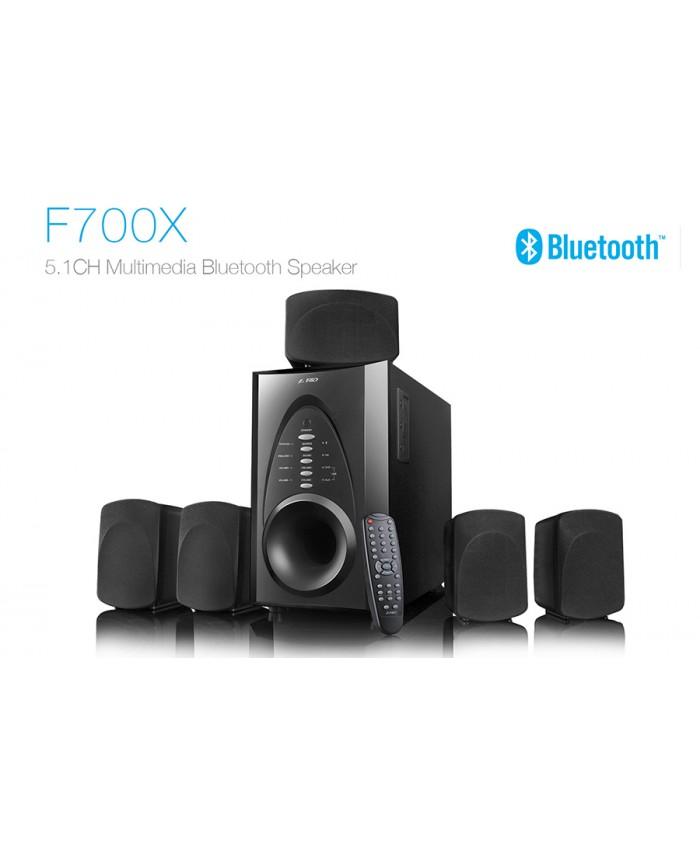 F&D 5:1 Bluetooth Speaker F700X