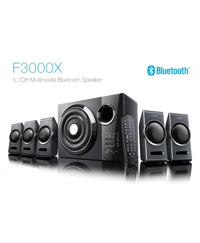 F&D 5:1 Bluetooth Speaker F3000X