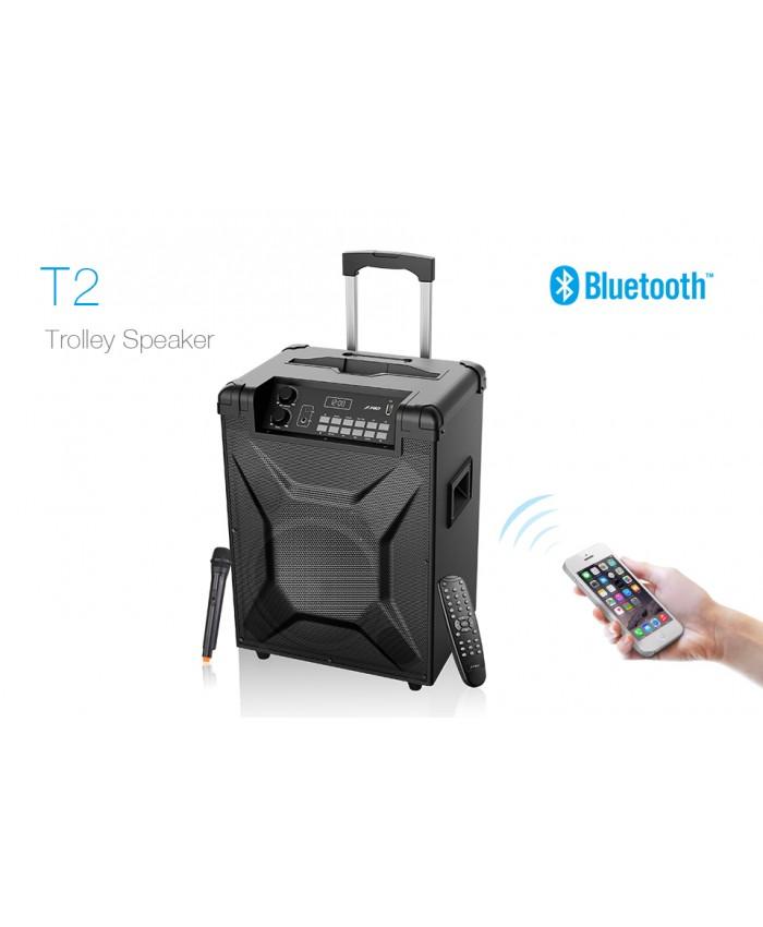 F&D Trolley Speaker T2