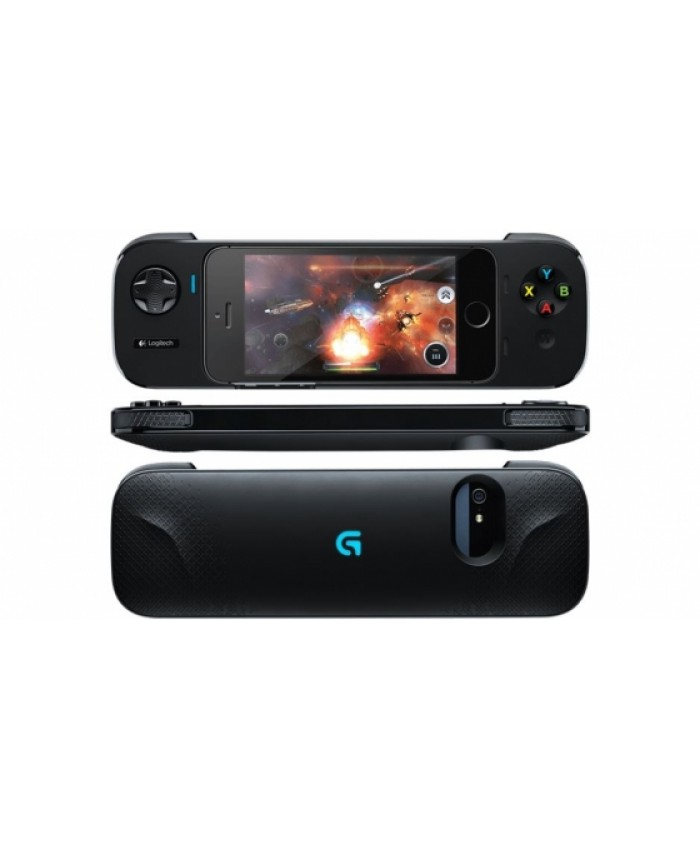 Logitech Gaming Controller and Power Shell