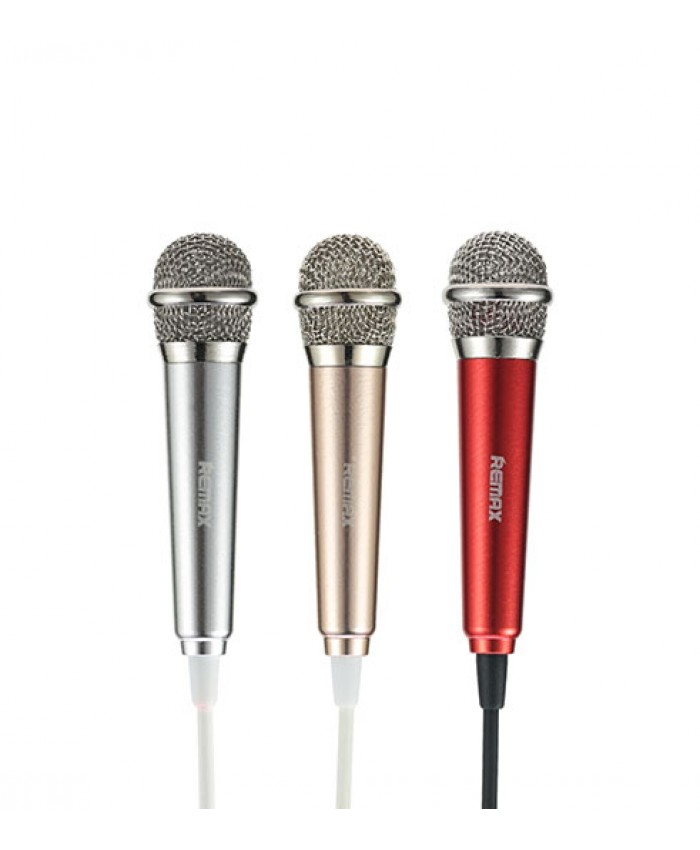 REMAX  Mini Microphone RMK-K01