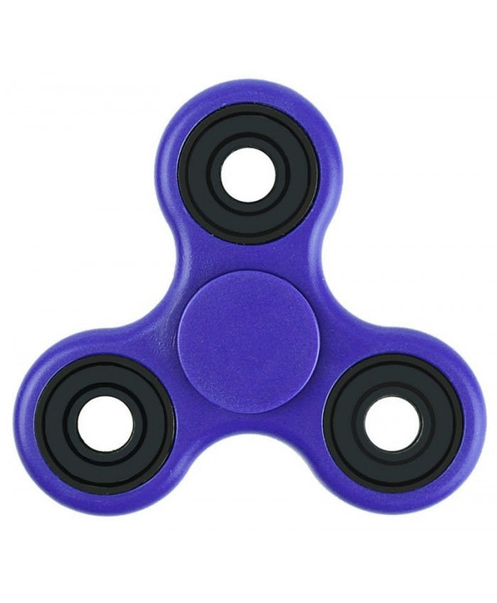 FIDGET SPINNER for stress reduce Purple