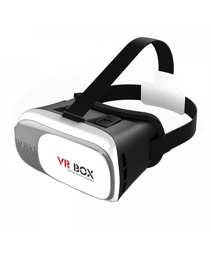 3D Video Glasses Headset & Virtual Gaming Controller For Android & IOS Smartphones