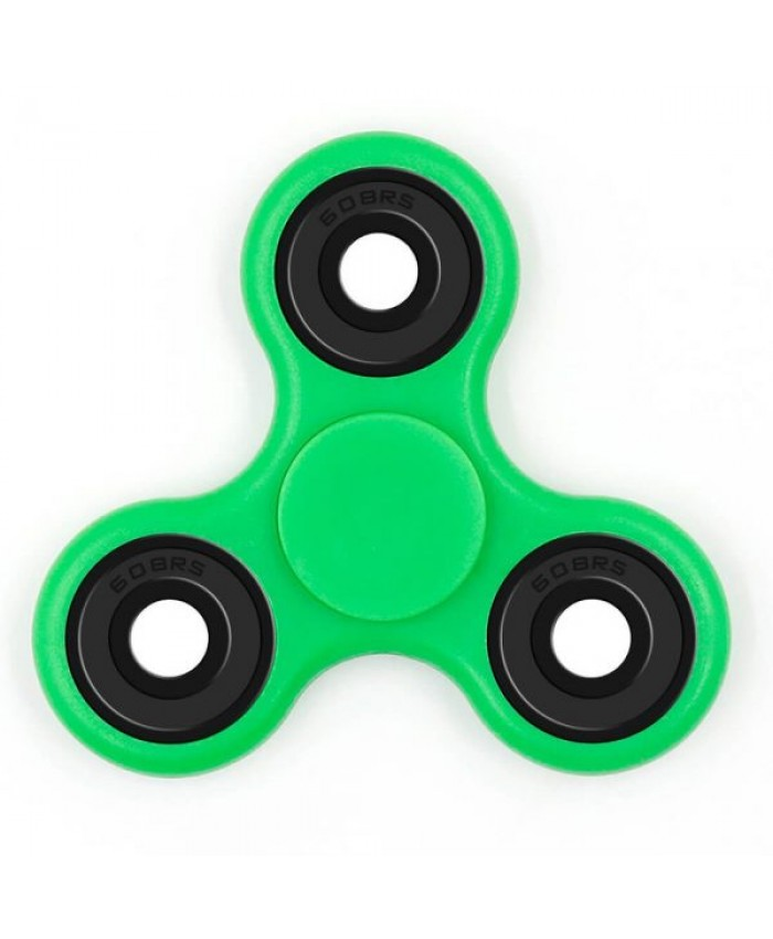 FIDGET SPINNER for stress reduce Green
