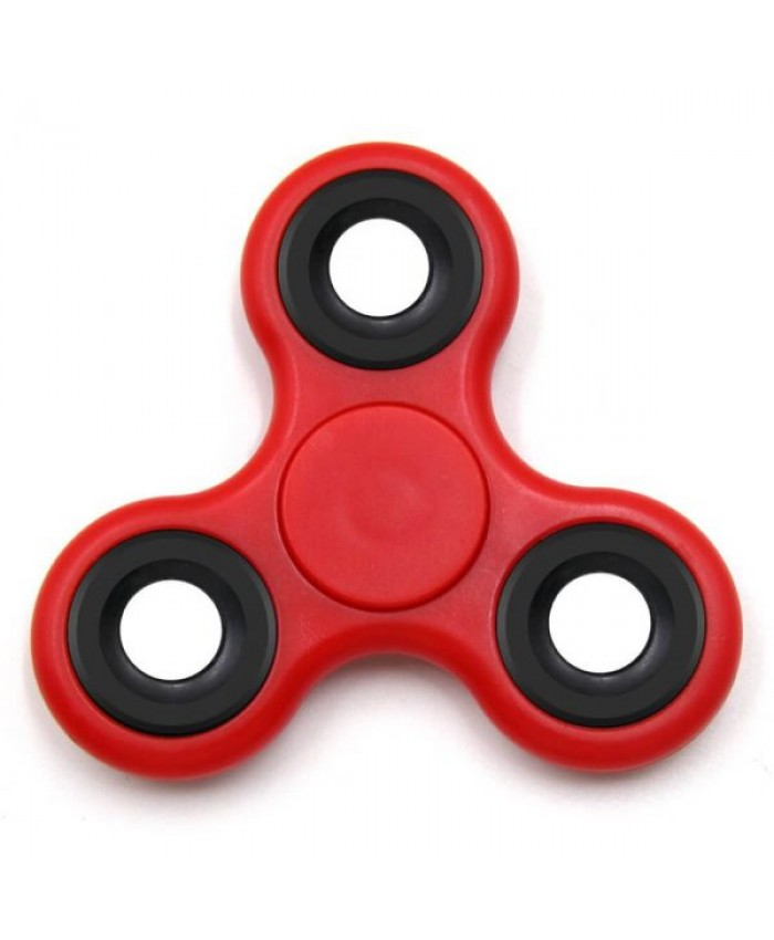 FIDGET SPINNER for stress reduce Red