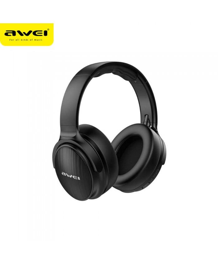 AWEI A780BL Bluetooth 5.0 Earphone Wireless Headphone With Microphone Deep Bass Gaming Headset IPX5 Waterproof