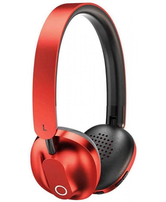 Baseus Encok D01 Wireless Bluetooth Foldable Headphone (Red)