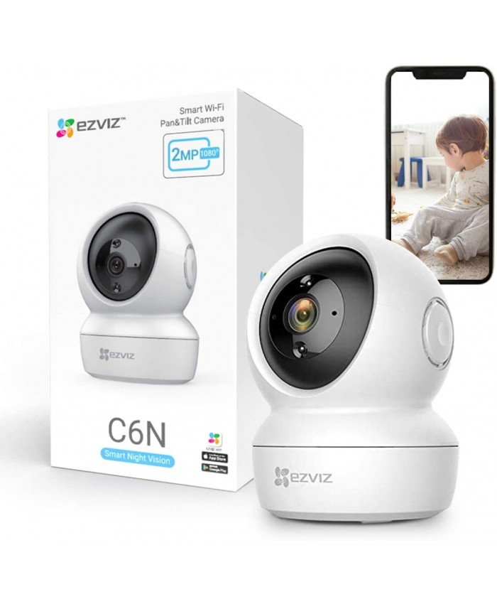 Hikvision EZVIZ  CS-C6N WIFI Camera IP 1080P 2MP CAMERA