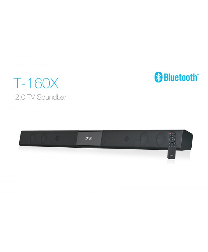 F&D 2:0 TV SoundBar T-160X