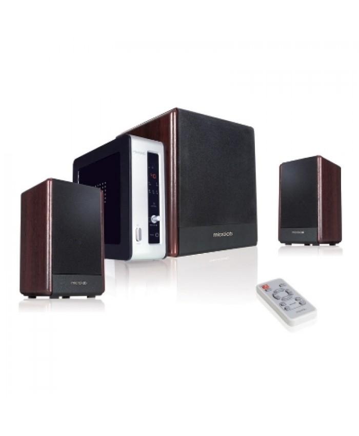 Microlab 2:1 Multimedia Speaker FC 530