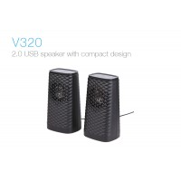 F&D 2:0 USB Speaker V320
