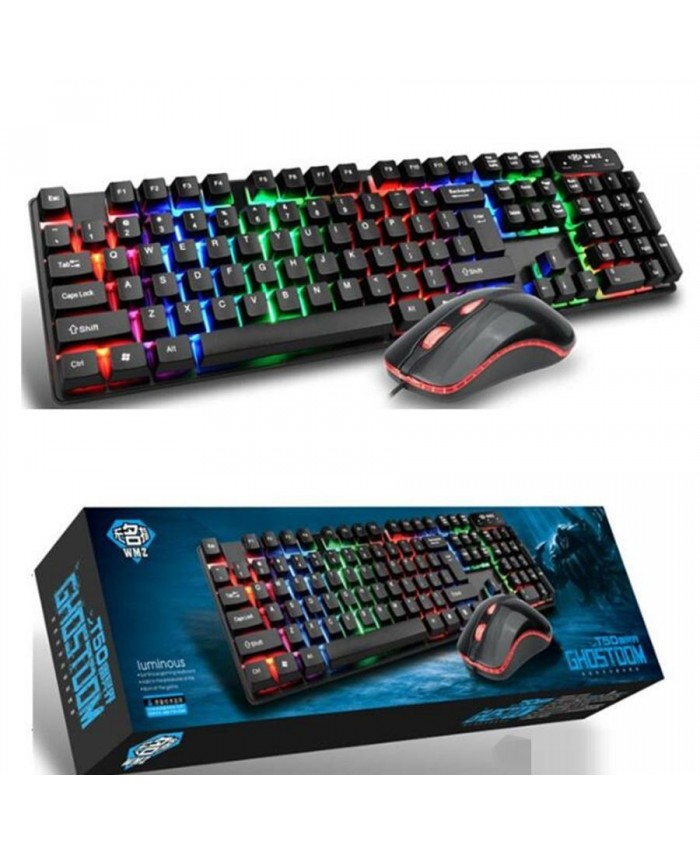 T50 Ghostdom Gaming Combo Keyboard & Mouse