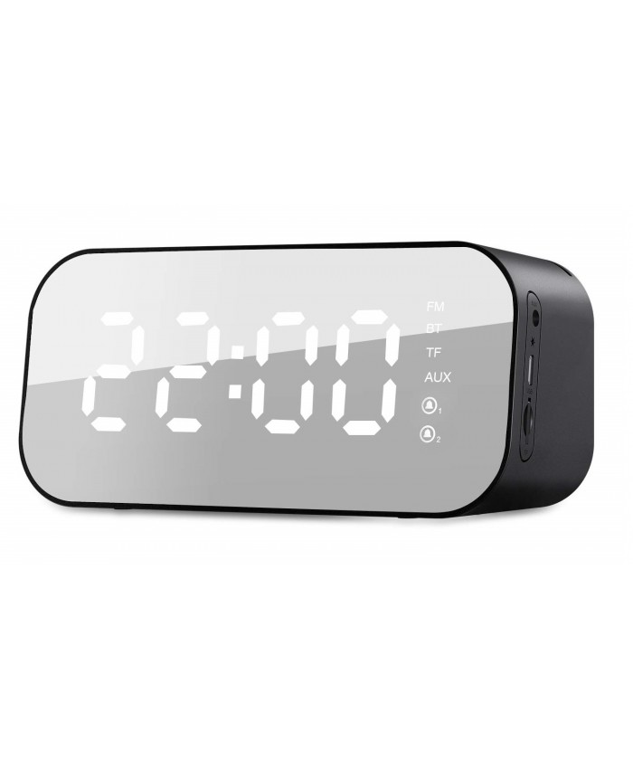 Havit M3 / MX701 Wireless Portable Bluetooth Speaker With Digital Alarm Clock