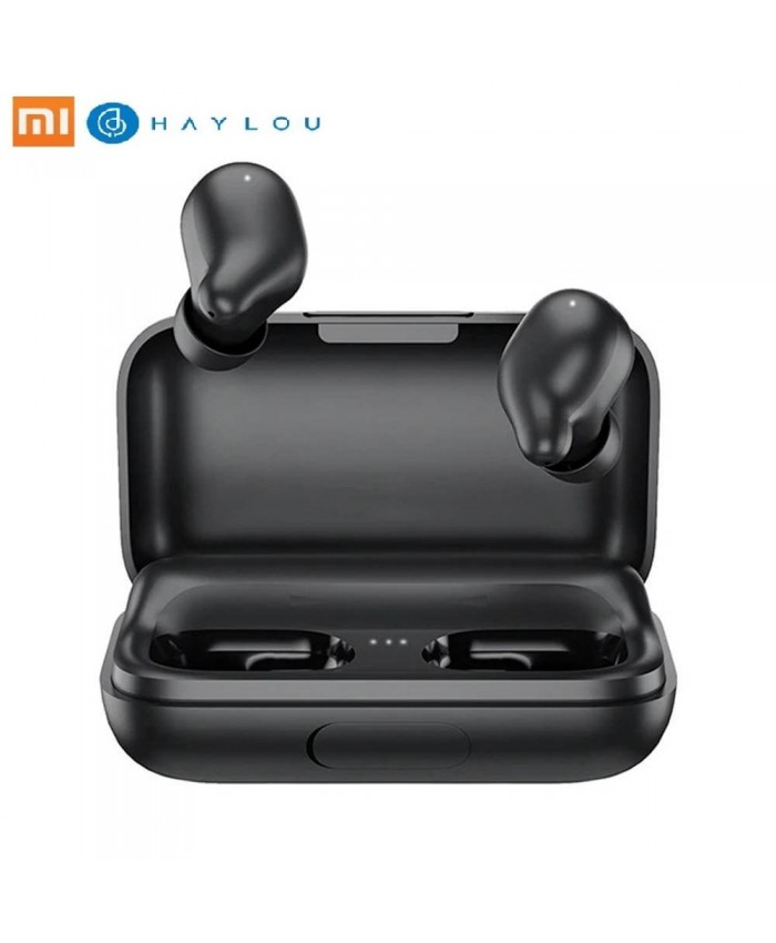 Haylou T15 TWS Touch Control Earhones Battery Level Display  Gaming Bluetooth Earbud Stero Sound Low latency