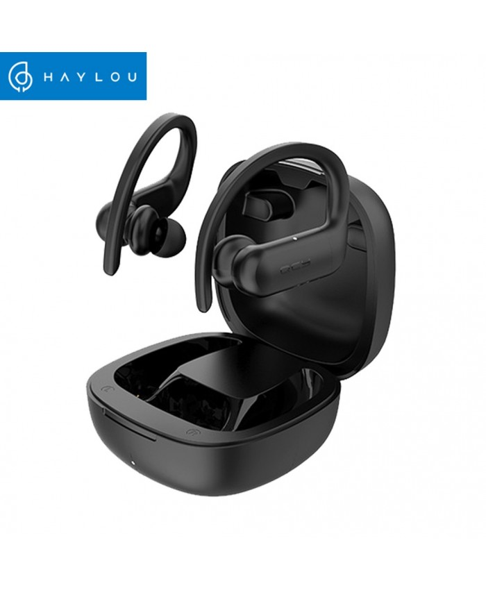 Haylou T17 Wireless Bluetooth Earbuds Sports Aptx+AAC Dual HD Audio Coding Wearing Detection