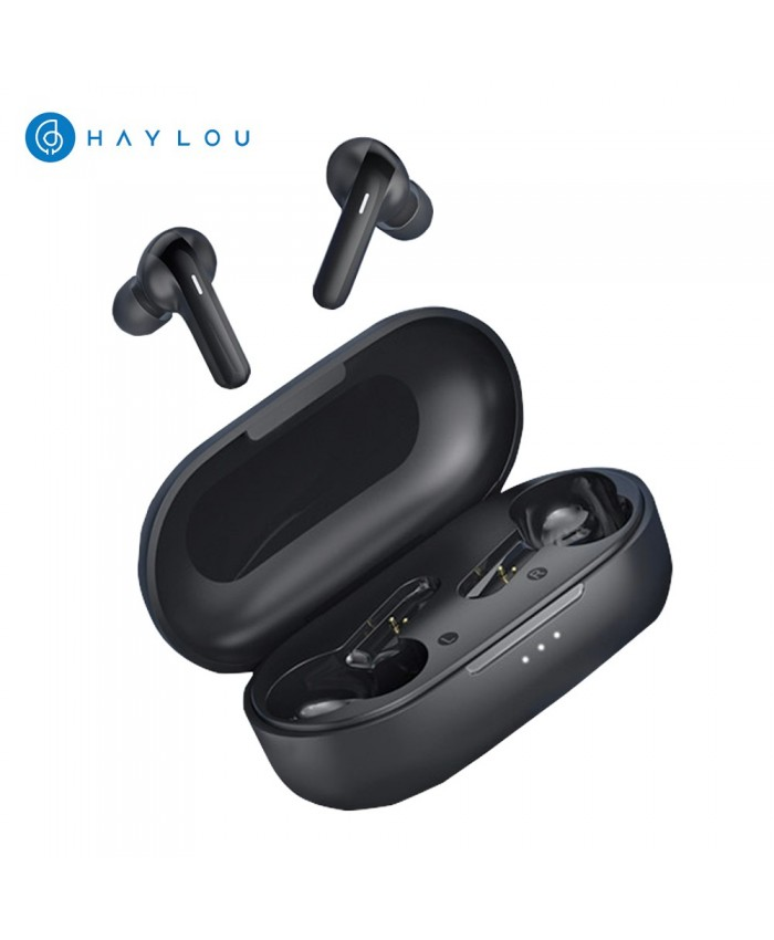 Haylou GT3 Wireless Bluetooth Earbuds DSP Noise Reduction Smart Touch Control 24hrs Battery Life