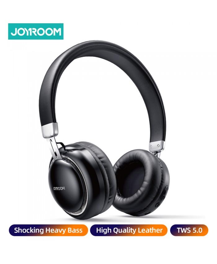 Joyroom JR-HL1 Wireless Bluetooth 5.0 Head-mounted Gaming Audio and Video Headphones Fashion Design