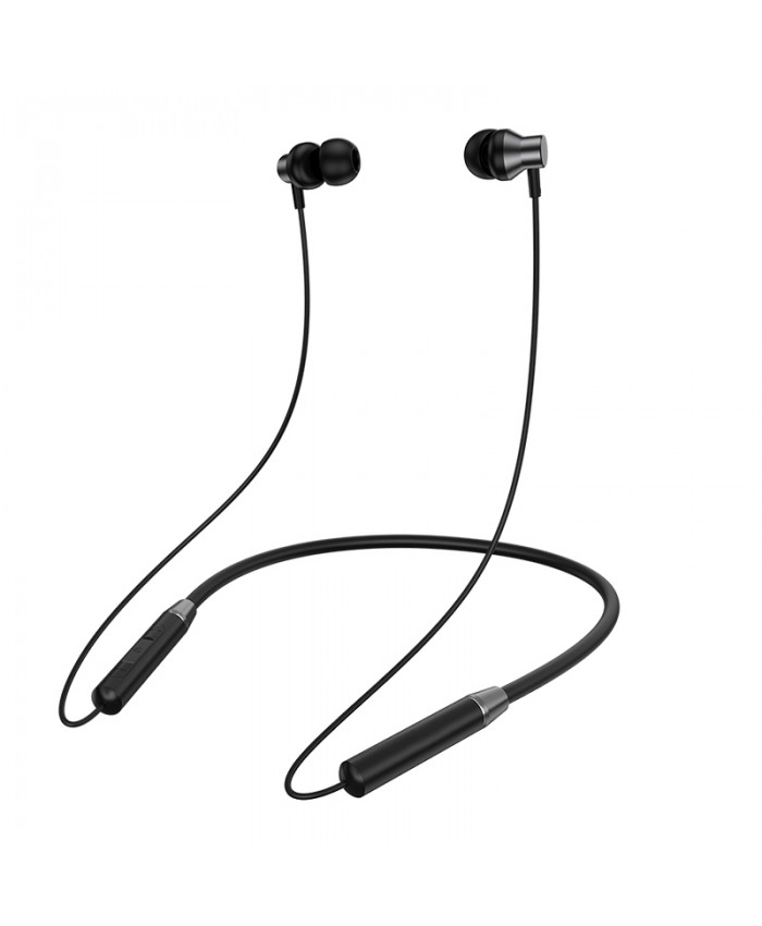 Joyroom JR-D7 Wireless BT Magnetic Suction Neckband In-Ear Headphones With Microphone