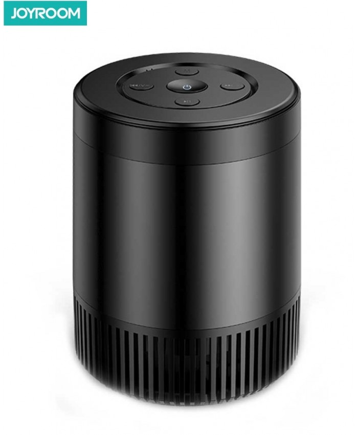 Joyroom JR-M09 Wireless Bluetooth Seaker Waterproof Column Loudspeaker Support TF Card FM Radio Aux