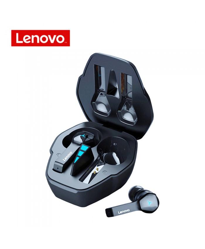 Lenovo HQ08 TWS Gaming Earbuds Low Latency Bluetooth Headphones HiFi Sound Built-in Mic Wireless Earphone Waterproof Headset
