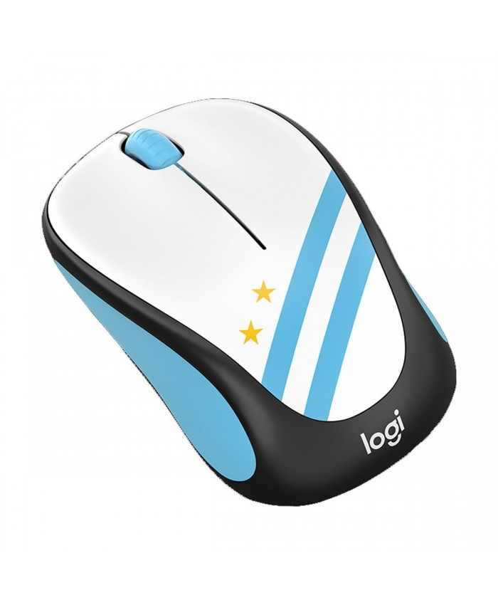 Logitech M238 Wireless Mouse Argentina Flag Fan Collection