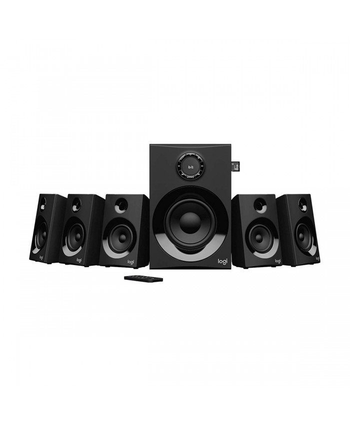 Logitech 5:1 Z607 Bluetooth Surround Home Theater Sound System