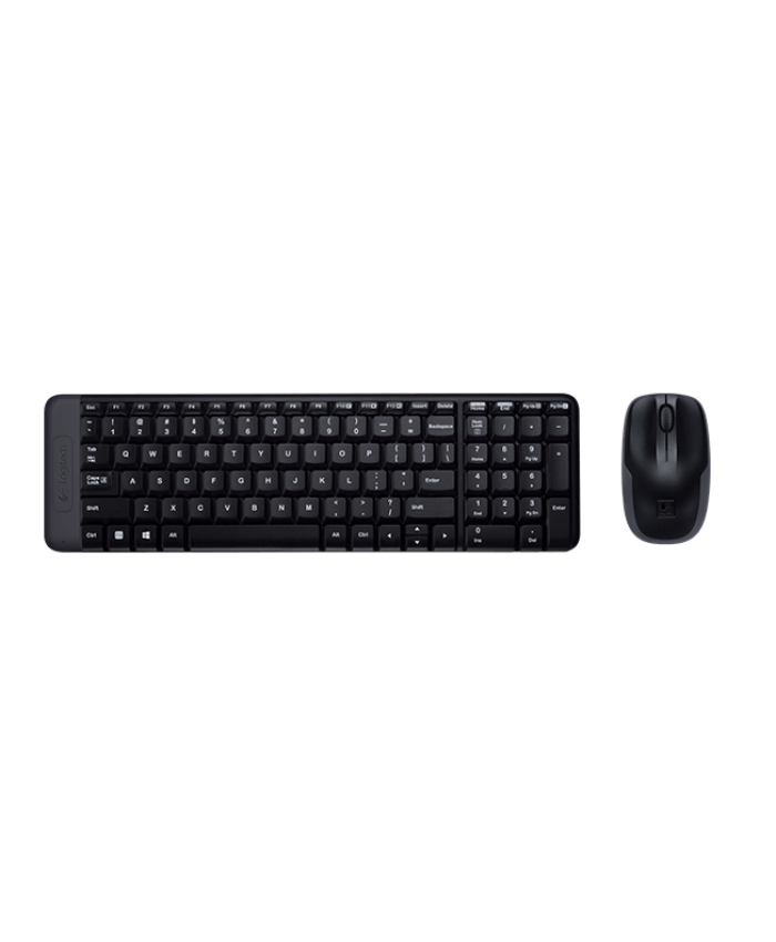 Logitech Wireless Combo MK220 Keyboard