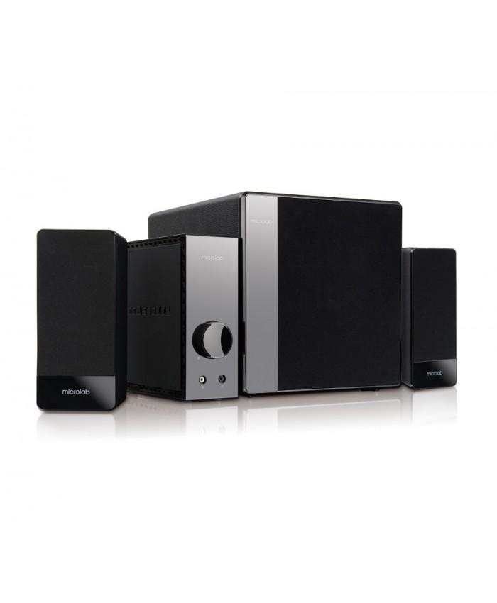 Microlab 2:1 Multimedia Speaker FC 360