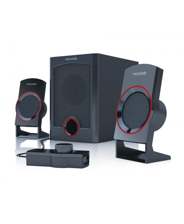 Microlab 2:1 Multimedia Speaker M 111