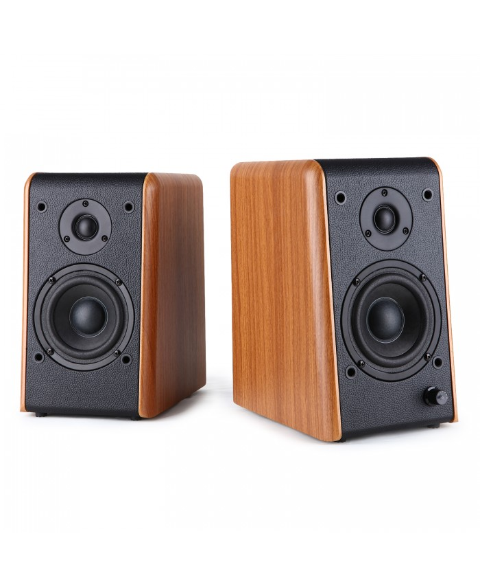 B77 BT Microlab 2:0 Stereo Bookshelf Speaker With Bluetooth