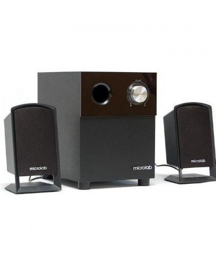 Microlab 2:1 Multimedia Speaker M 109