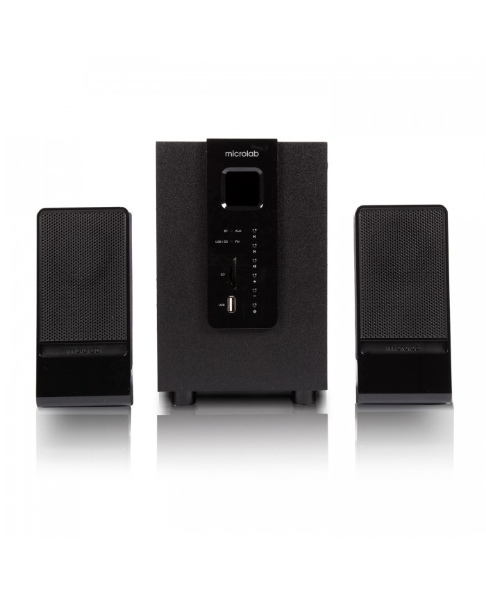 M100 BT Microlab 2:1 Multimedia Blutooth Speaker