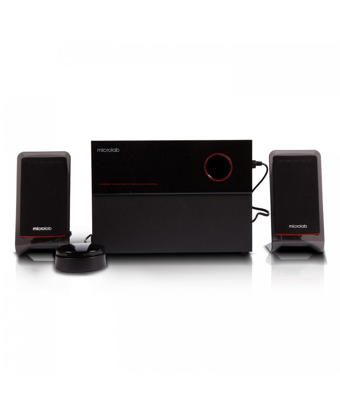 M200 BT Microlab 2:1 Multimedia Bluetooth Speaker