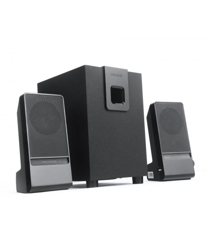 Microlab 2:1 Multimedia Speaker M 100