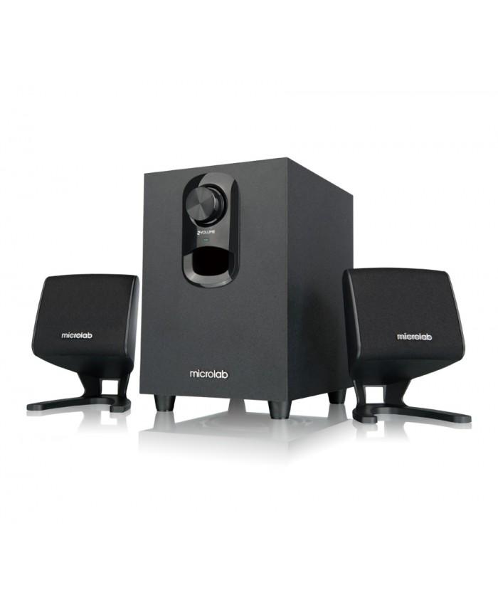 Microlab 2:1 Multimedia Speaker M 108
