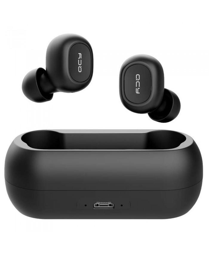 T1C TWS 5.0 Bluetooth headphone 3D stereo wireless earphone with dual microphone