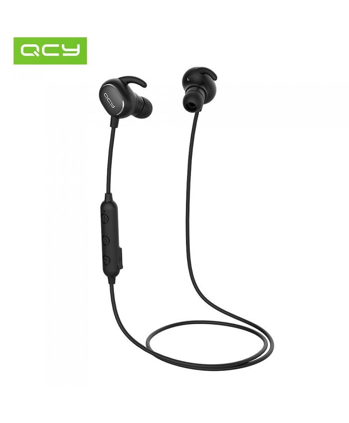 QCY QY19 Wireless Bluetooth Sports Earphone With Built-In Microphone