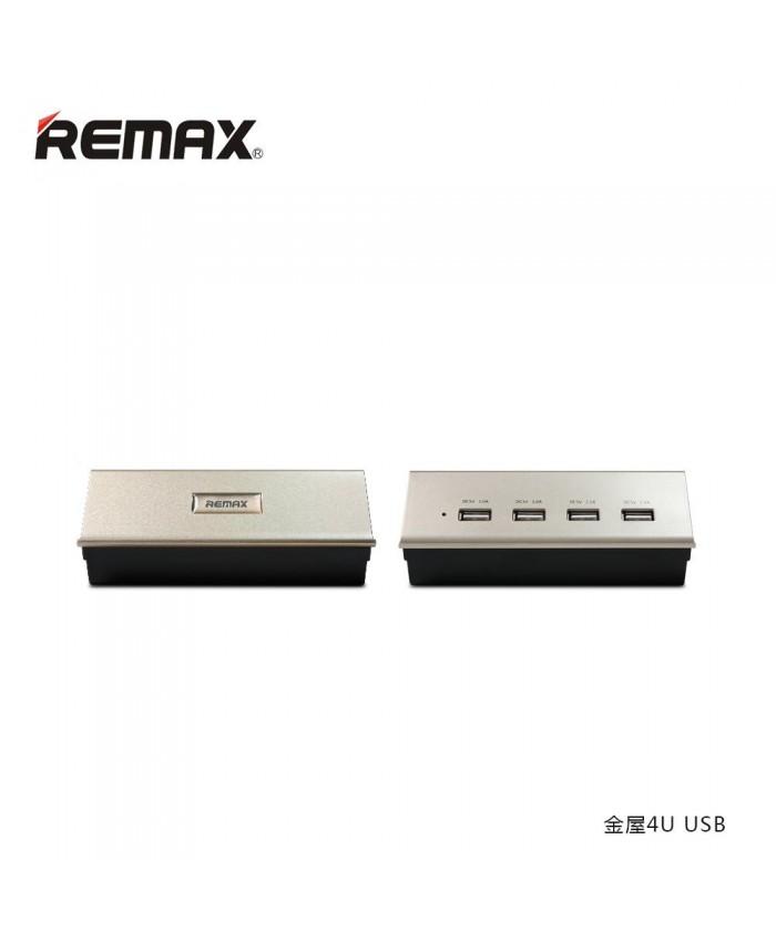 USB Charger 4 Ports 4.2A RHUB-G402