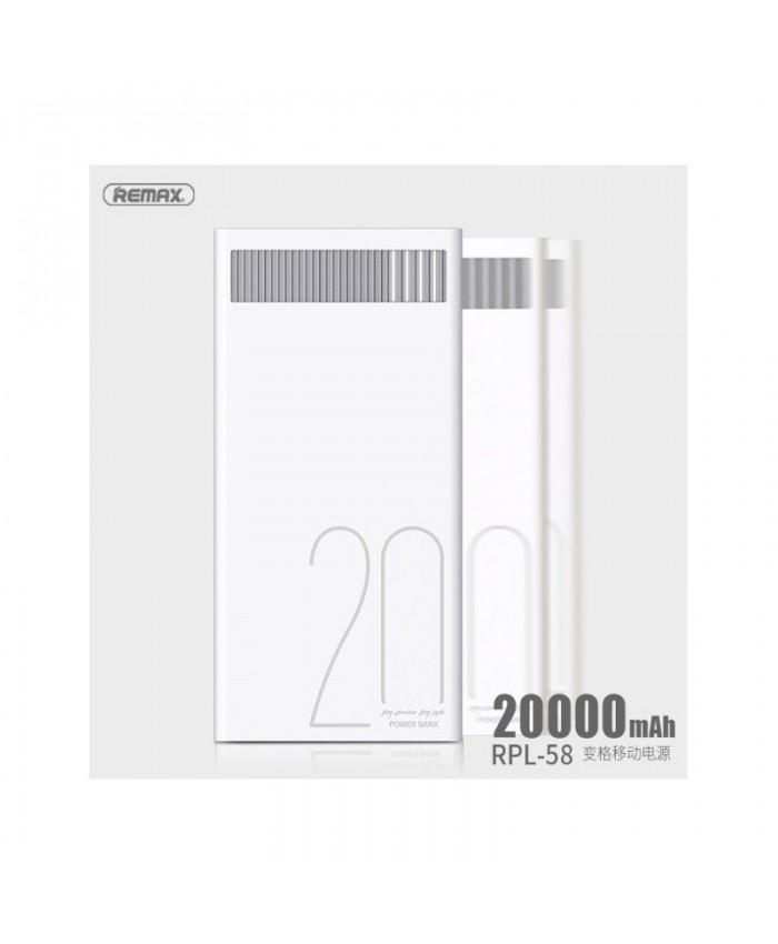 Power Bank Revolution Series 20000mAh RPL-58