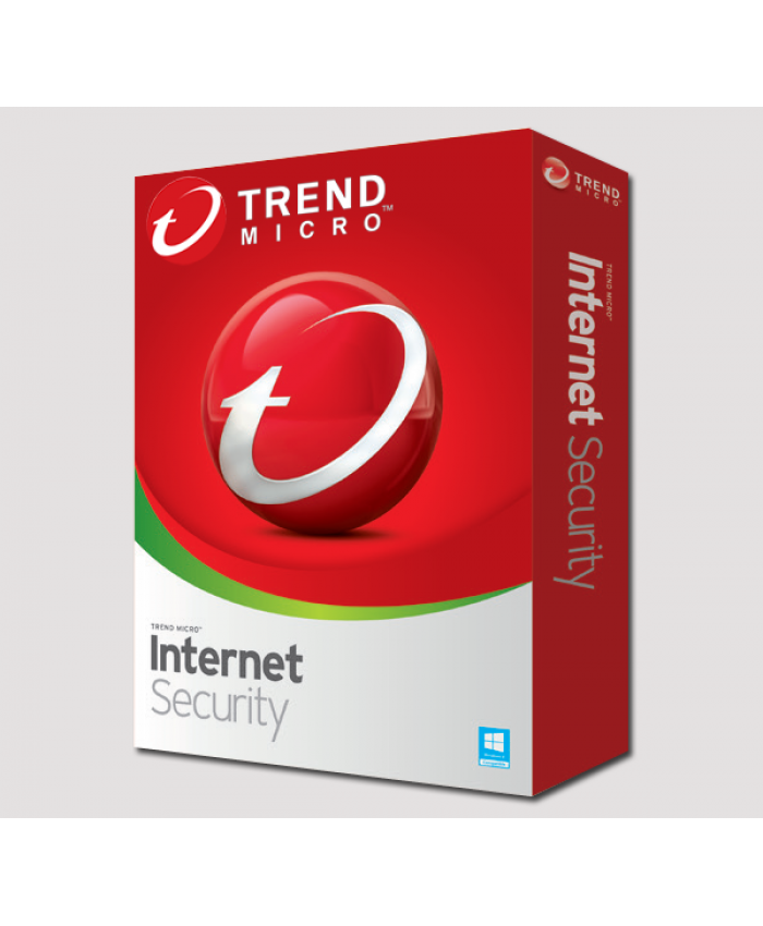 Trend Micro Internet Security One User 3 Years