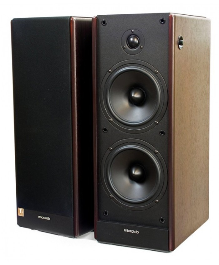 Microlab 2:0 Tower Speaker Solo 7C