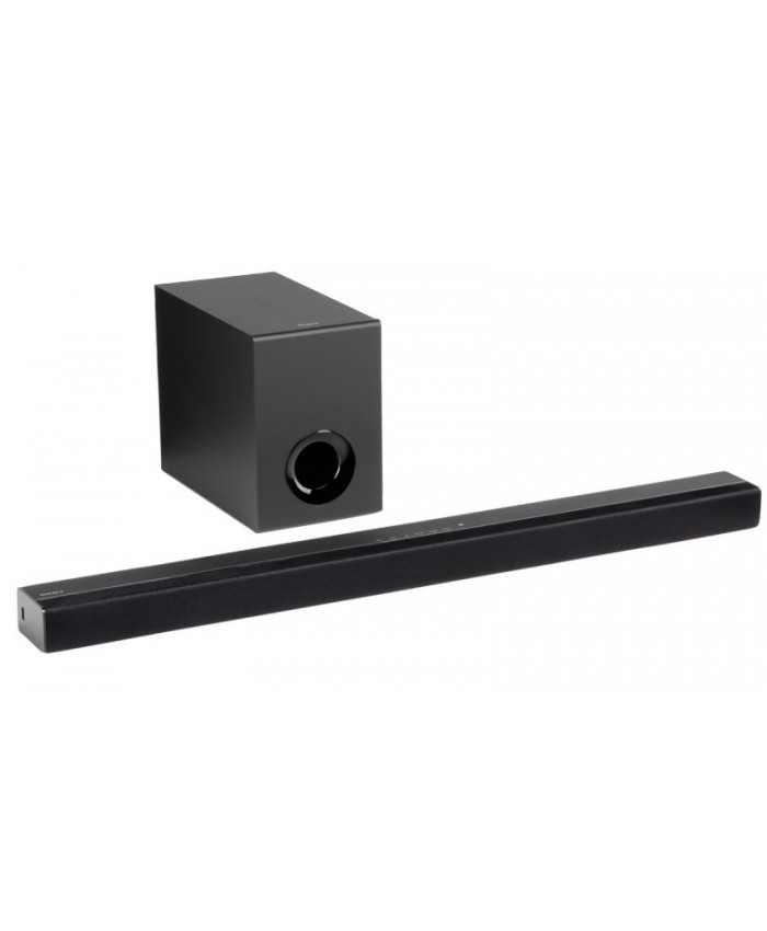Sony Bluetooth Sound Bar with Subwoofer - (HTCT80)