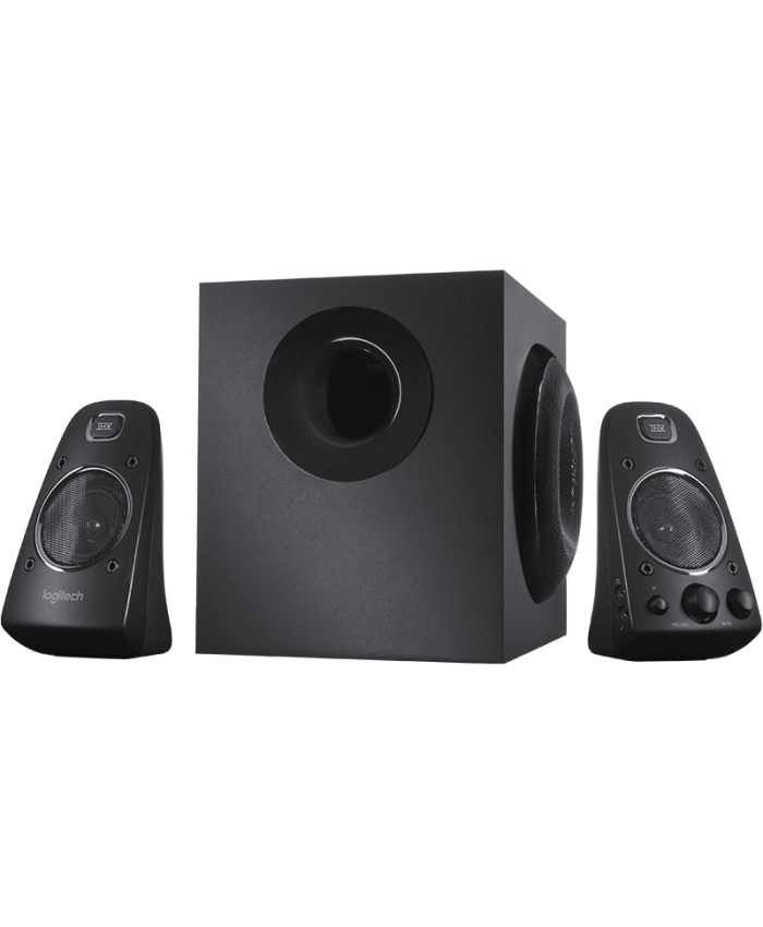 Logitech 2:1 Z623 Speaker System with Subwoofer