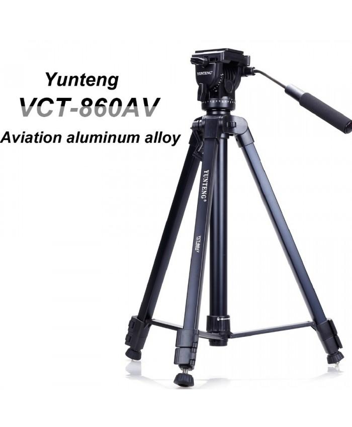 Yunteng VCT 860AV Tripod