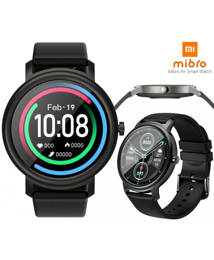 Mibro Air Ultra light IP68 Waterproof Bluetooth 5 Sleep Monitor Fitness Heart Rate Tracker SmartWatch Android IOS