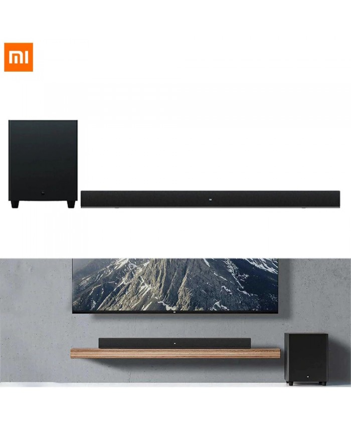 Xiaomi Soundbar With Subwoofer Home Theater 100W TV Speaker 2.1 Channel 5 Sound Units Multi-input Interface
