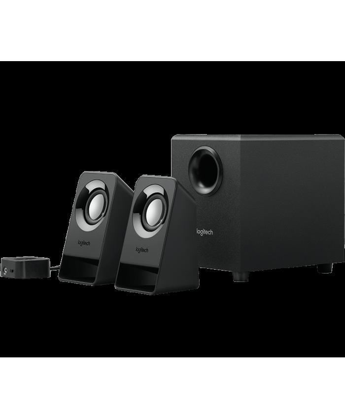 Logitech Z213 Compact 2.1 Speaker System